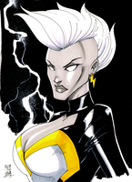 STORM by Hodges-Art