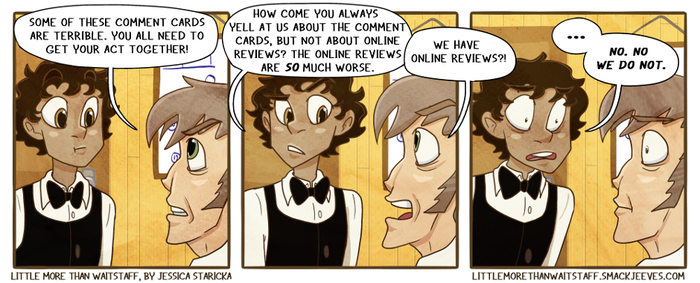 Online Reviews by jstaricka