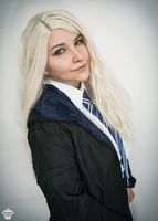 Luna Lovegood by ThePuddins