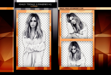 PACK PNG 131 | ASHLEY TISDALE by MAGIC-PNGS