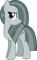 MLP Vector - Marble Pie by jhayarr23