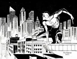 Daredevil by pfab