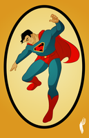 Fleischer Superman by SGTMADNESS