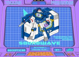 Transformers - Soundwave by JP-V