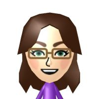 My 3DS Mii by theYoshimelodyy
