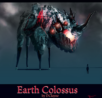 Earth Colossus remade update by DClayne