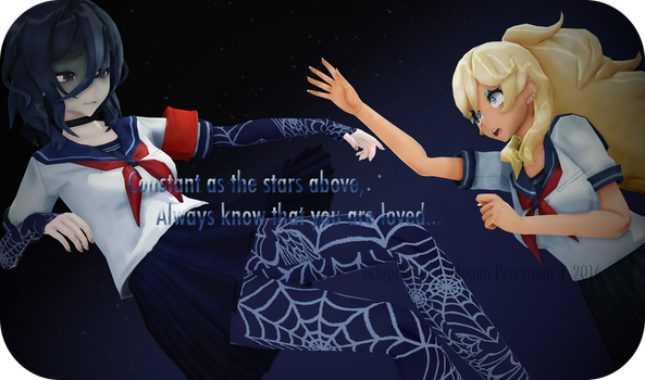 .:Constant As The Stars Above:. by octoshiba