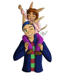 RKA - Jonathan and CJ by artisticTaurean