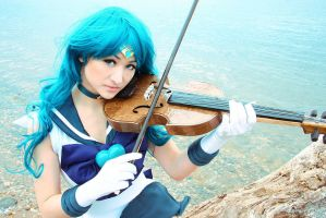 Deep Submerge - Super Sailor Moon by Mostflogged