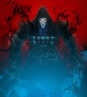 Reaper OVERWATCH by FF-STUDIO