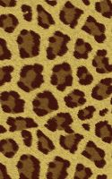 Leopard Skin Texture by WDWParksGal-Stock
