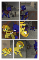 Fallout Equestria: Grounded page 35 by BoyAmongClouds