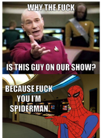 Shut up Picard by onyxcarmine