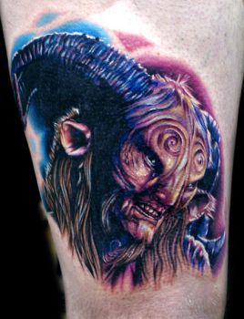 pans labyrinth faun by tat2istcecil