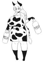 Working Dairy by OverlordZeon
