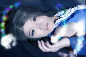Final Fantasy X2 - Lenne by Xeno-Photography