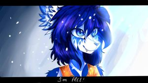 I'm FREE by YunoCatCaramell