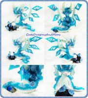 Fury dragons series: Crystal Night - SOLD by CuteDragonsAndMore