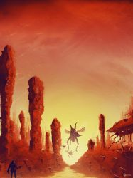 Red Planet by 1ALPHA1
