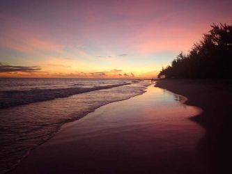 FREE STOCK!! Barbados Sunset 2 by mzkate