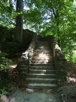 and even more stairs by mimose-stock