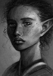 [AA] Young Atticus Portrait by laticat