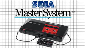 Sega Master System by RollingTombstone