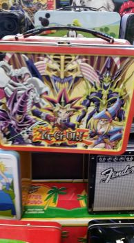 Yugioh metal lunchbox by yaoilover22