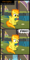 Fire Safety by Toxic-Mario