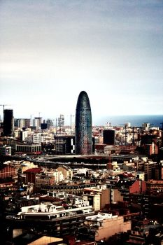 barcelona by chris-tophe