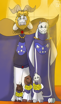 ~Le Royal Family~ by Genocide-Knight