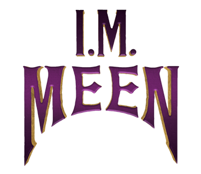 I.M. Meen Logo (My Version) by TheMasterCreative