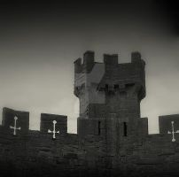The Mound Tower by lostknightkg