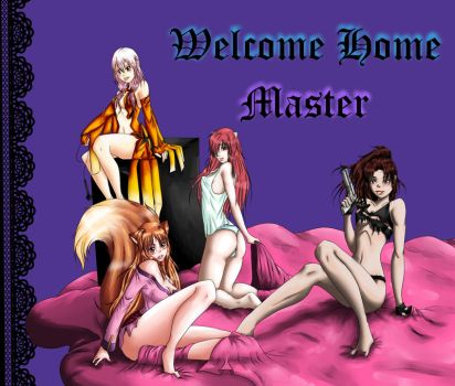 Welcome Home Master by HikaruSasa
