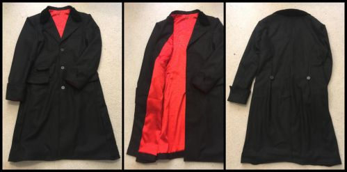 Peaky Blinders Tommy Shelby cosplay coat by TimeyWimey-007