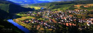 Tilt Shift Panorama by The-BluB