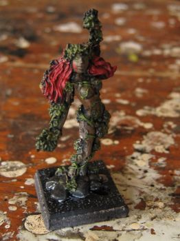 Reaper Mini-Dryad by WhiteFenrril