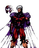 MAGNETO II by ghost2