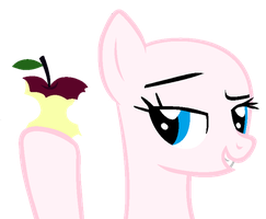 MLP Base: Apple by Cookie-Bases