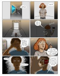 Moonling - page nine by LHenderson