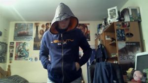 My Zone Of The Enders Hoodie by Collioni69