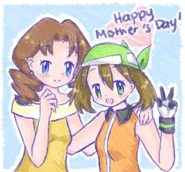 Happy Mother's Day by Risocaa