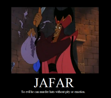 Why Jafar is the Ultimate Disney Villain by PuffyTopianMan