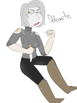 Dolomite by imaginarydance