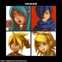 vocaloid for AV by bagshotrow