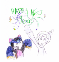 Happeh New year by Void-Shark