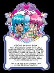 Sugar Bits Volume 1 back cover updated by MaryBellamy
