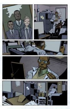 QW page 4 by Tom Fowler color by Chaz by ChazWest