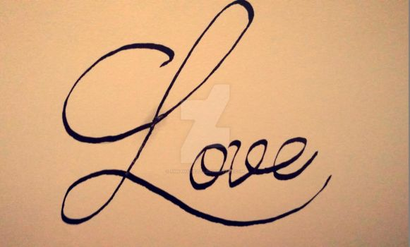 Love Ink by Annamarie2014