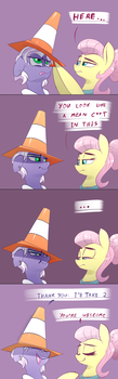 How About Something Pointy by Underpable